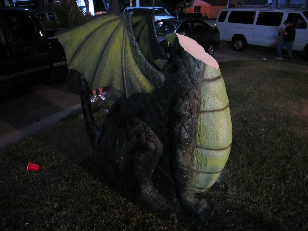 IMG 1067 1024x768 Death of Workaholics dragon